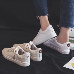 line, sneaker, kawaii, white, cartoon, bear, cute, shoe, sport, kicks, lovely, rabbit, friends, line friends, brown, cony