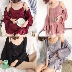 grey, pajamas, black, pink, silk, suit, set, dress, yellow, red, white, pink, skirt, ribbon, midi, maxi, 2020, new year, simple, gorgeous, pretty, beautiful, black, mix, facebook, fashion, boutique, online, Malaysia, clothing, shoes, outfit, bralet, Kulai, sweater, plaid, pant, jeans, denim, look, korean, black, gorgeous, lace, sexy,, bralet, girl, women, lingerie, maroon, love